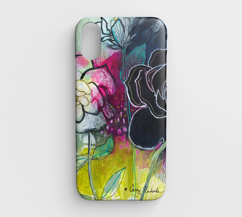 abundance iphone xr case
