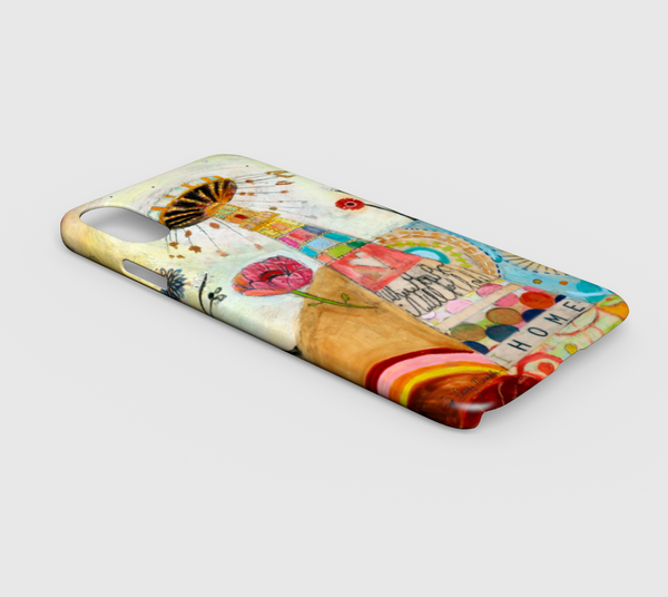 home is wherever you are xr iphone case