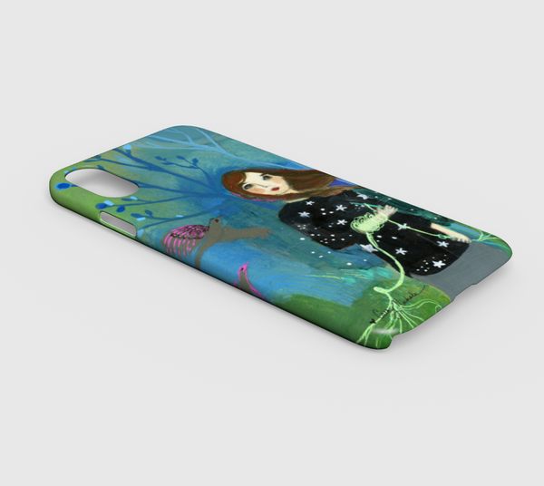 gathering the threads iphone xr case
