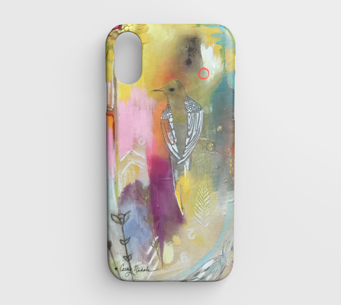 intuition iphone xr case