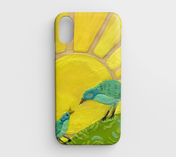 you are my sunshine iphone xr case
