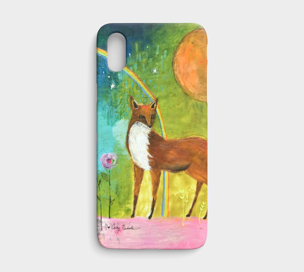 little fox iphone x/ xs