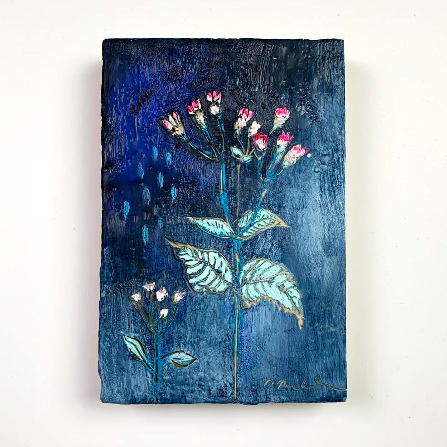 """We Are Connected""- Original Encaustic Painting"