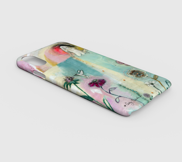 the gardener iphone xr case