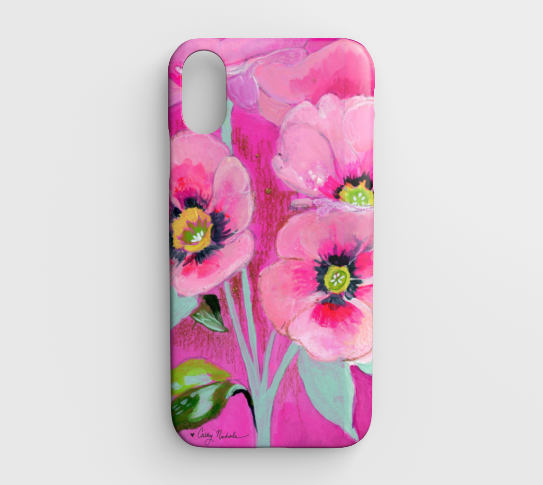 primroses iphone xr case