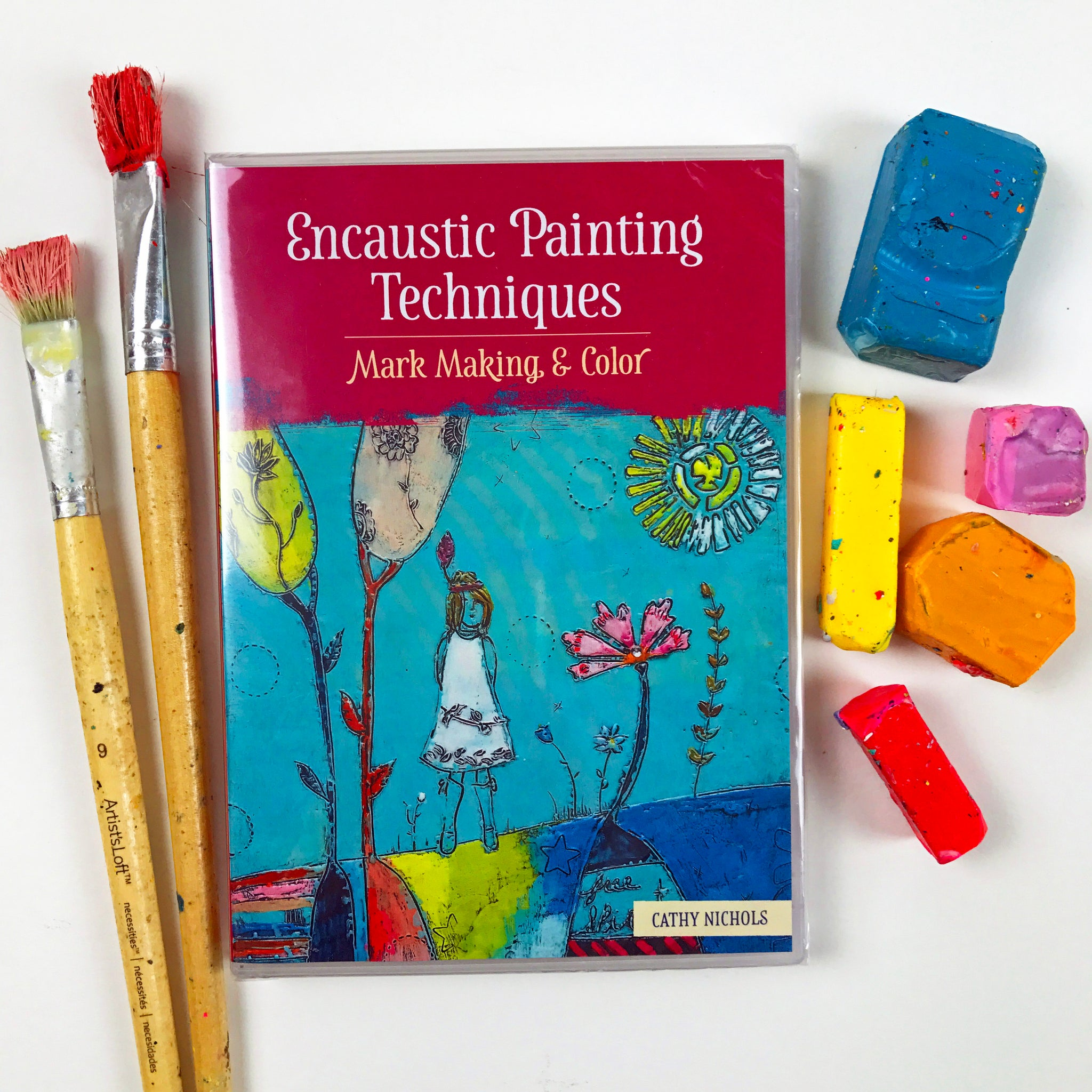 Encaustic Painting Techniques DVD