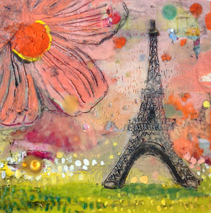 Springtime in Paris (Archival Print)