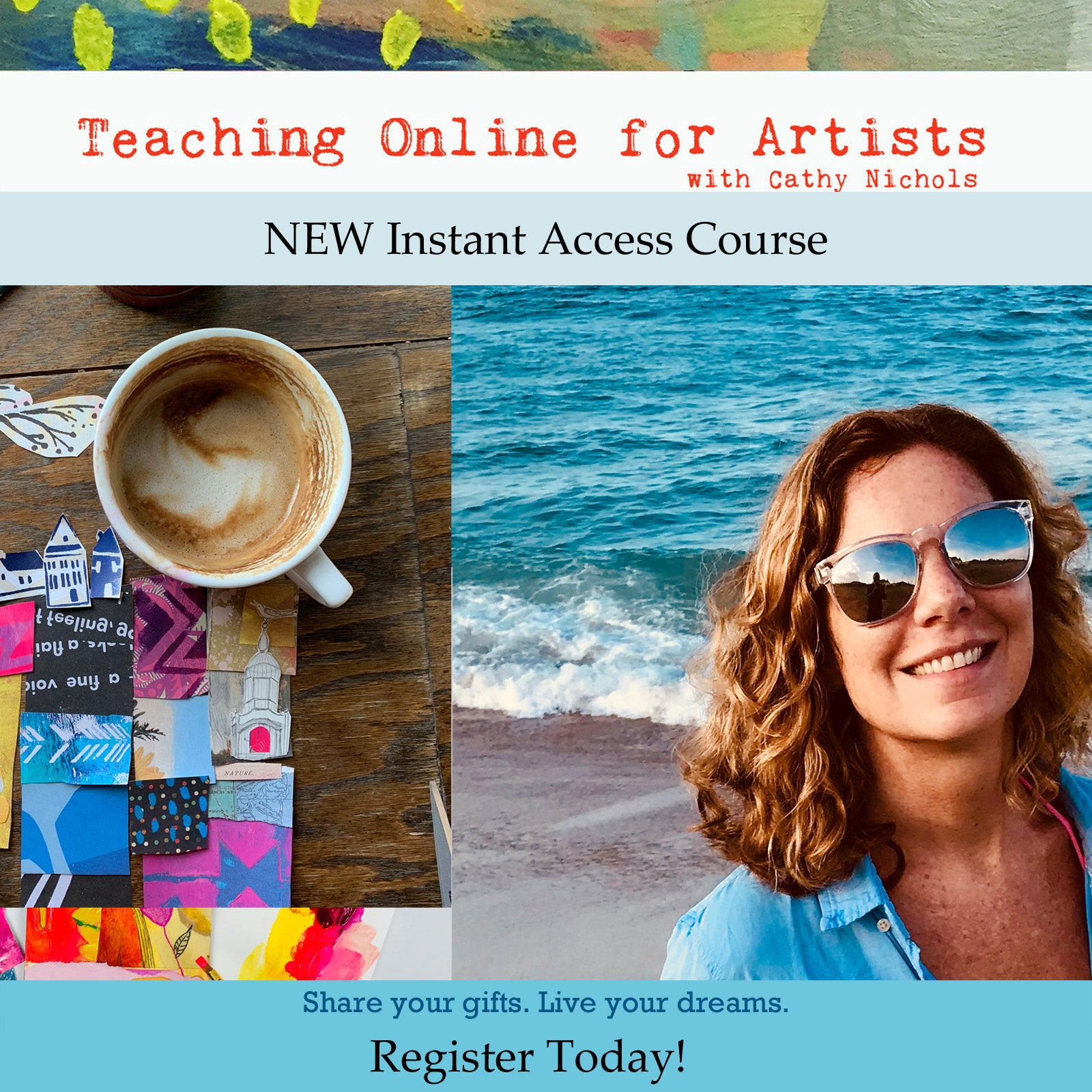 Teaching Online for Artists