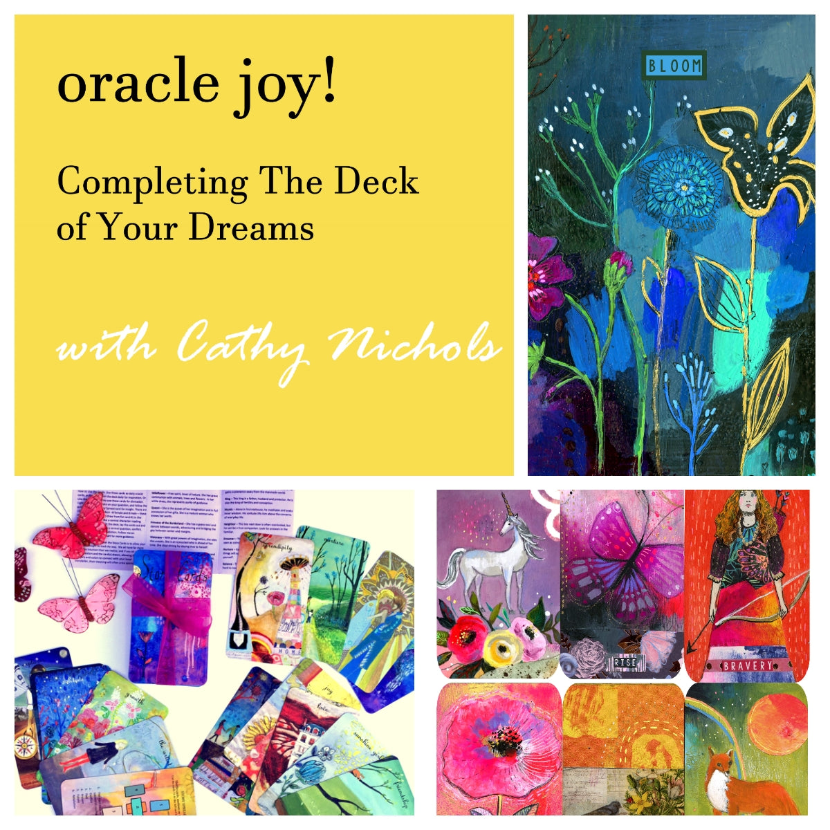 Oracle Joy! - Completing the Deck of Your Dreams