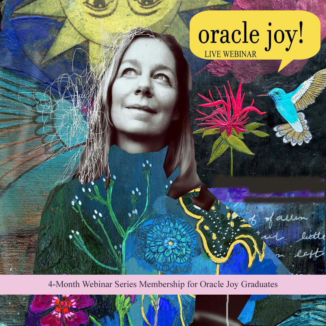 Oracle Joy Ongoing Webinar Series