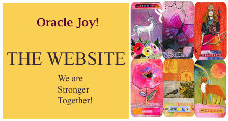Oracle Joy Website Membership
