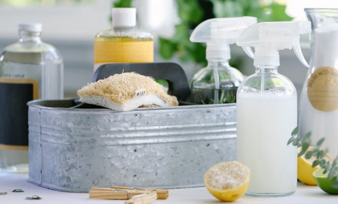 DIY Chemical Free Cleaning Products