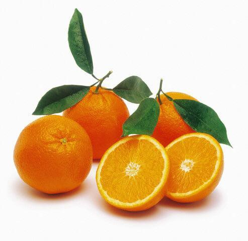 orange essential oil sweet