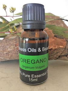 Oregano Essential Oil 15ml-Wellness Oils & Beads
