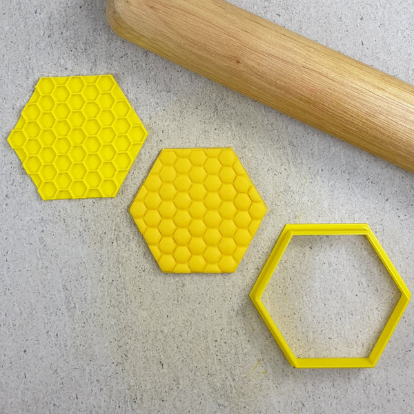 Honeycomb Pattern Embosser