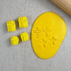Crosses Embosser Set