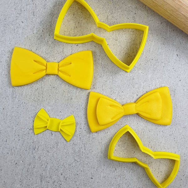 Bow Tie & Emma Bow Embosser & 2x Cutter