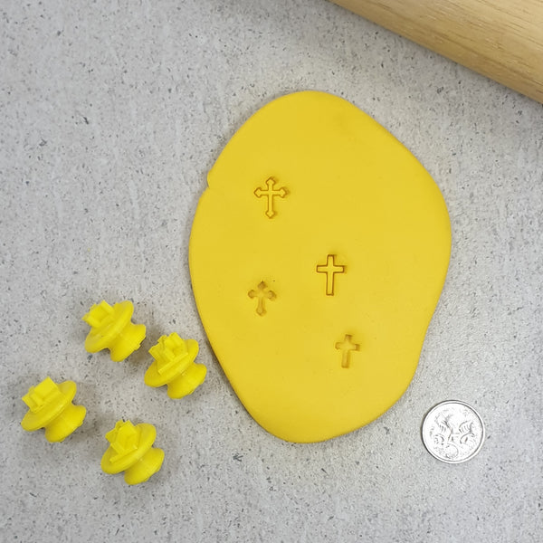 Mini Crosses Embosser Set