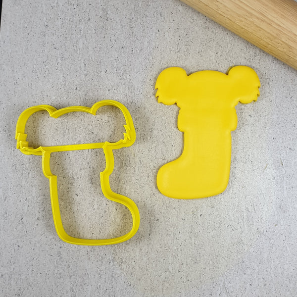 Koala Stocking Cutter