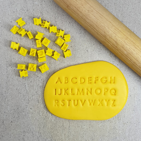 Modern Letter Stamps (WS)