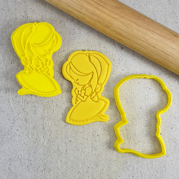 Communion Girl Embosser and Cutter Set