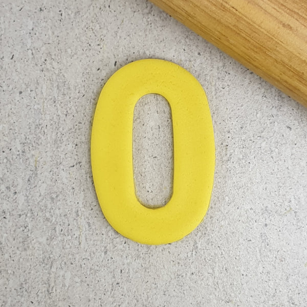 51mm Single Letter Cutters (Thin Version)