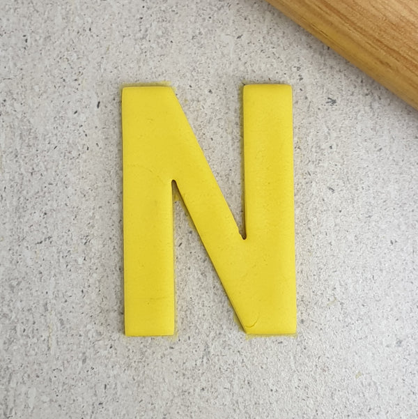76mm Single Letter Cutters (Thin Version)