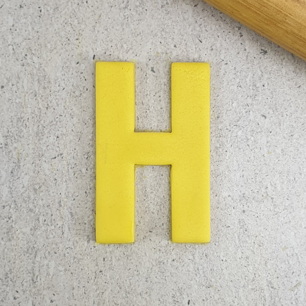 70mm Single Letter Cutters (Thin Version)