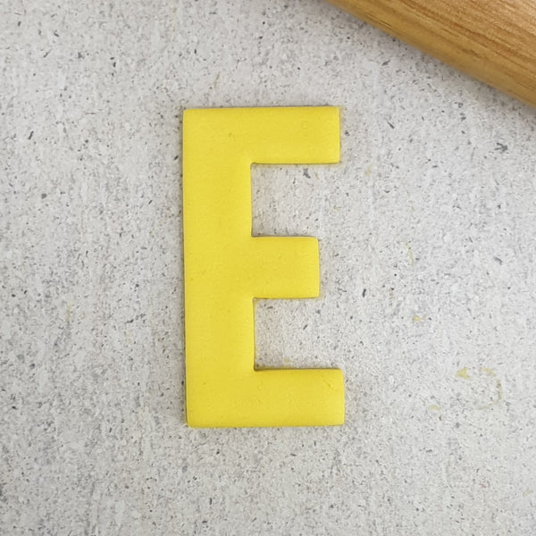 89mm Single Letter Cutters (Thin Version)