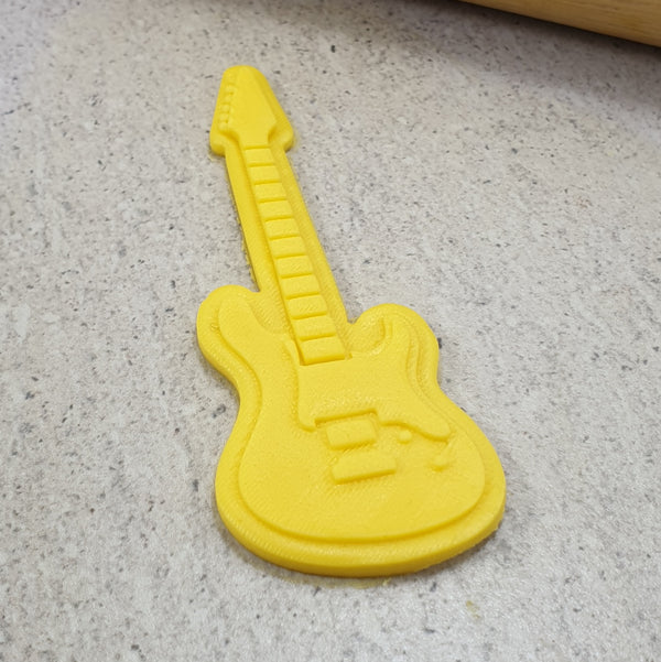 Electric Guitar Embosser & Cutter