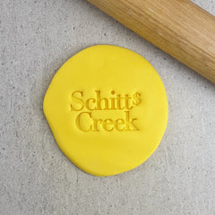 Schitts Creek Embosser