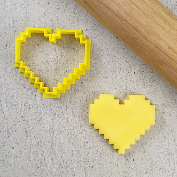 Gamer Heart Cutter