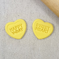 Candy Heart Valentine's Day Set