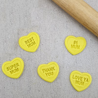 Candy Heart Mum Set