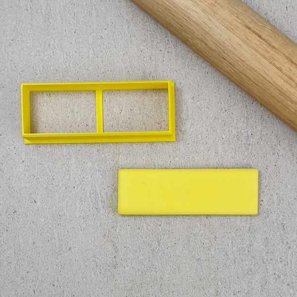Thin Rectangle 3:1 Cutter