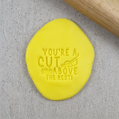You're a Cut Above the Rest! Embosser