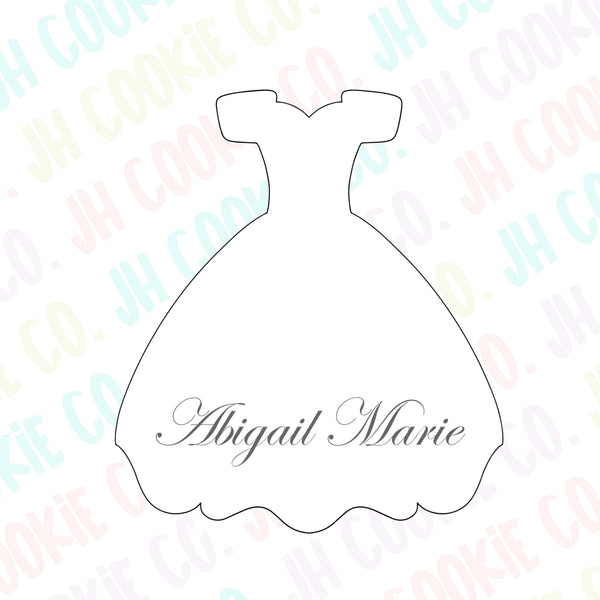 Abigail Marie Wedding Dress