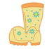 Gumboot Cutter (Miss Biscuit)