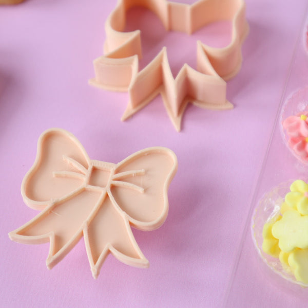 Little Biskut Bow Cutter Set