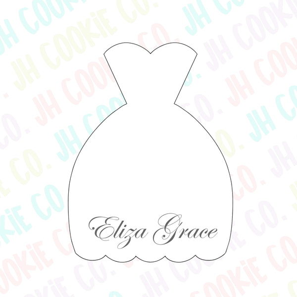 Eliza Grace Wedding Dress