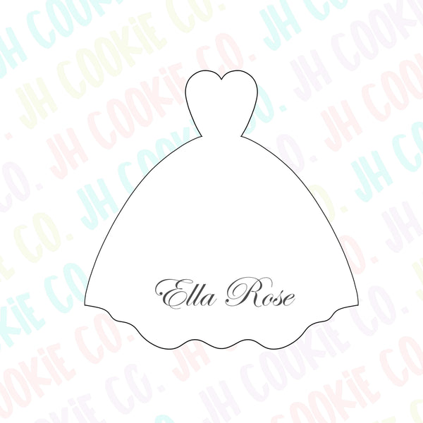 Ella Rose Wedding Dress