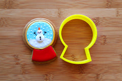 Snow Globe Cutter (Adelaide Bakes Collection)