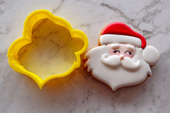 Father Christmas Cutter (Adelaide Bakes Collection)