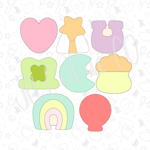 Lucky Charm Mini Set