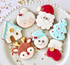 Christmas Cutter Set (Miss Biscuit)