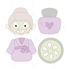 Spa Day Mini Set