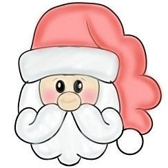 Whimsical Santa