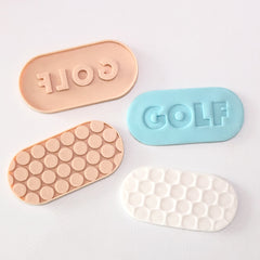 Little Biskut Golf Pill Set