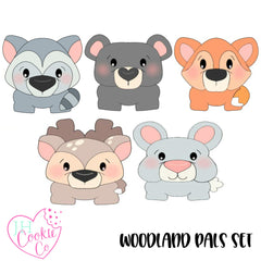 Woodland Pals Set