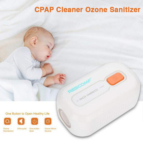 CPAP Cleaner Ozone Sanitizer